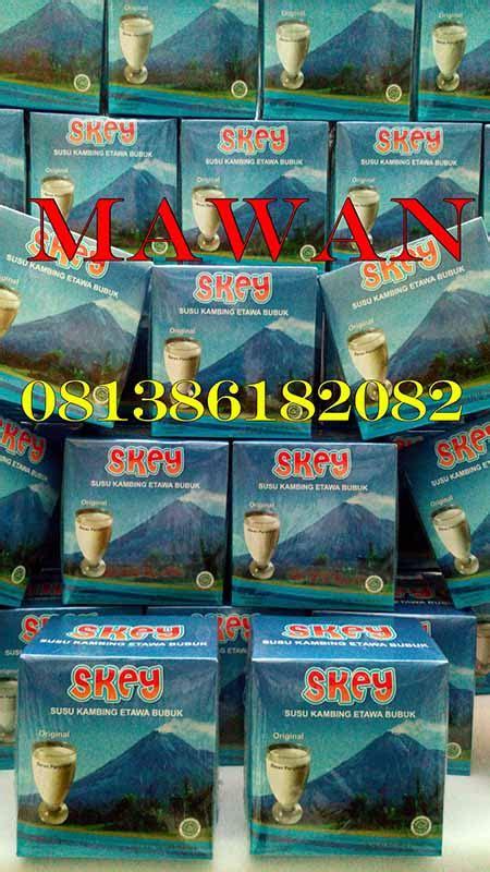 Kambing Etawa Gomars Sachet Original Pom Bpom Asli kambing etawa skey di medan distributor