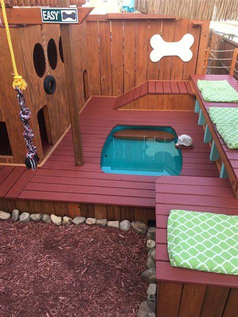 florida man builds ultimate dog house    doggos