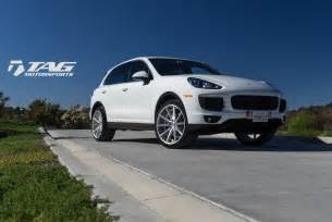 Porsche Cayenne Forums Running Errands In Style Cayenne On Vossens Tag