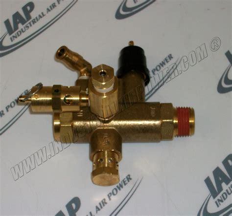 ingersoll rand  unloader valve