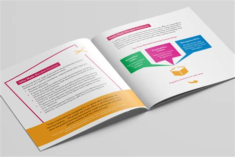 sales brochure design designs like these