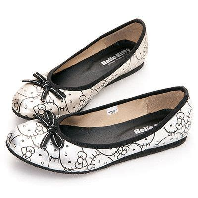 Crocs Ballet Hello sanrio hello s comfort ballet slip on flat
