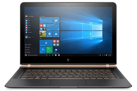 pc bureau compact pc portable hp spectre 13 v000nf 4235622 darty