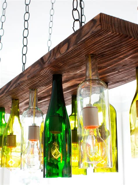 Wine Bottle Light Fixture Diy How To Hold A Wine Tasting Like The Pros How Tos Diy