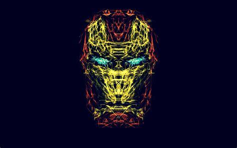 iron man wallpaper abstract hd desktop wallpapers hd