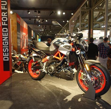 Motorradmesse Rlp by Aprilia Schafft Mehr Hubraum Motorradmesse Eicma Welt