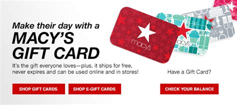 Macys Com Gift Card Balance - michaels crafts gift card balance