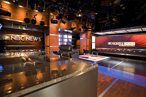 dillon on nbc nightly news nbc news studio 3c set design gallery