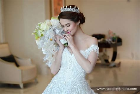 Wedding Hair Accessories Manila by Rizza Mae Aganap Professional Makeup Artist Wedding