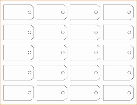 6 Label Templates Divorce Document Mini Labels Template