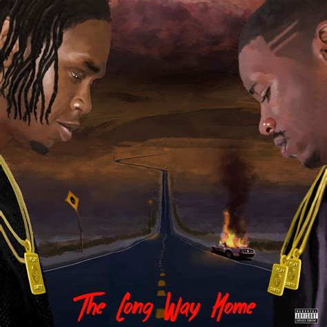 long way home krept konan reveal artwork and tracklist for debut album the long way home music news