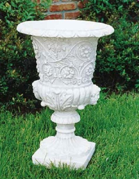 Outdoor Vase Planters by Garden Vase Italian Vase Planter Marble