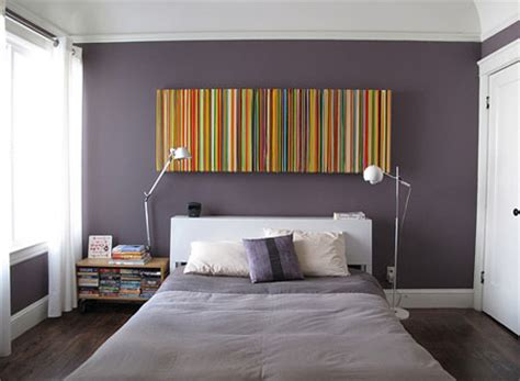 greyish purple paint for bedroom walls home decor and design