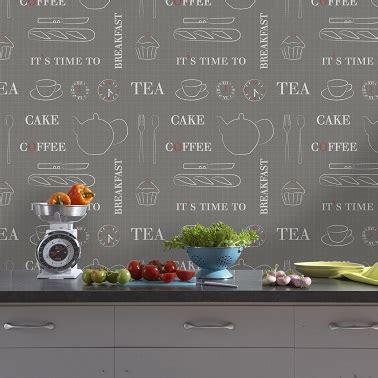 Beau Papier Peint Cuisine Castorama #2: papier-peint-cuisine-1-leroy-merlin.jpg