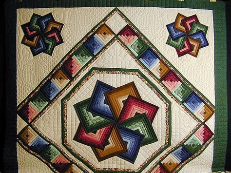 Amish Spin Quilt Pattern by Spinning Quilt Block Patterns