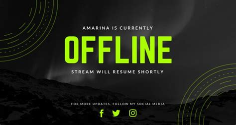 Customize 604 Twitch Banner Templates Online Canva Twitch Banner Template