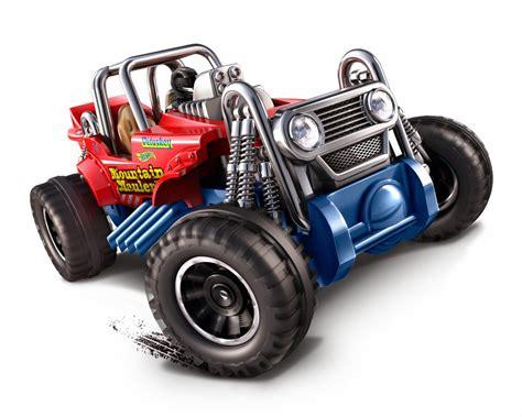 Hotwheels Hotwheel Mountain Mauler mountain mauler wheels wiki