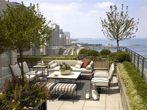 residential scott byron co urban rooftop garden