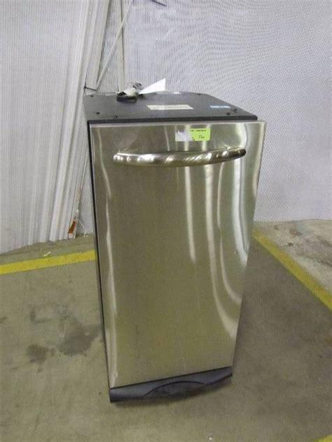 ge profile 15 in built in trash compactor in stainless ge profile 15 in built in trash compactor in stainless