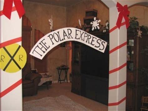 polar express decorating theme polar express thegalagals