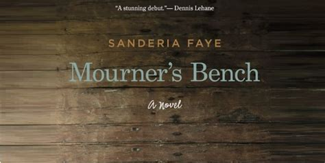 mourners bench sanderia faye s mourner s bench wins hurston wright