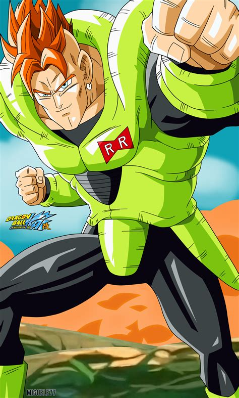 z android 16 z android 16 by miguele77 on deviantart