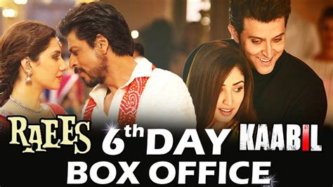 day box office shahrukh s raees 12th day box office collection early
