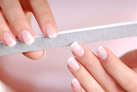 Manicure Gel nail shapes logik gel