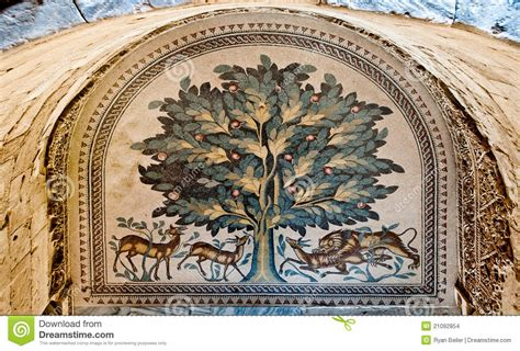 Palace Floor Plans tree of life mosaic stock photo image of west valley