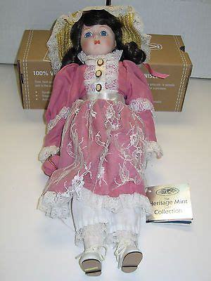 the porcelain doll collection 17 best images about heritage mint porcelain dolls on