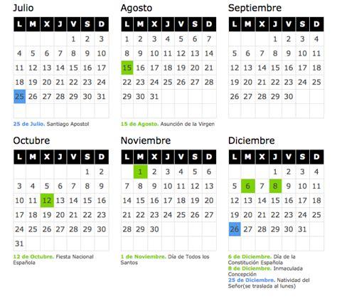 Calendario Laboral 2016 Y 2017 Calendario Laboral 2017 Castilla Y Le 243 N De Opcionis