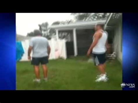 backyard fight club video father attacks 16yr old after his son gets beat up