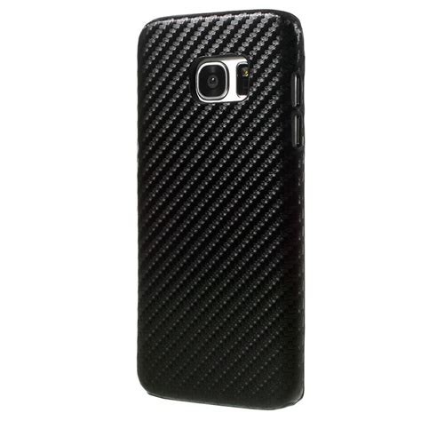Softcase Carbon Samsung Galaxy S8 Fiber Casing Karbon Back Cover samsung galaxy s7 edge carbon fiber black