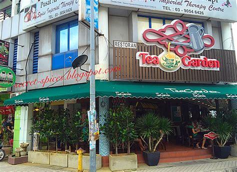 secret spices tea garden restaurant sri petaling kuala