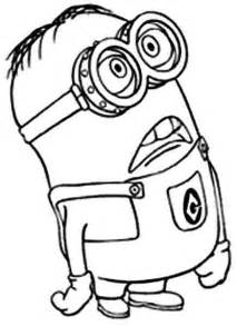 coloring pages book for kidsboys free anime despicable me minion coloring pages for