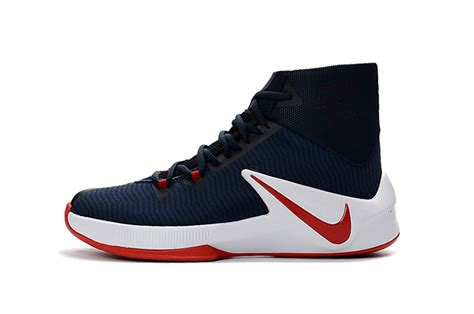 Nike Zoom Clearout Usa nike zoom clear out usa away blue white 2017 release hoop