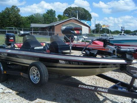 fish and ski boats for sale alabama stratos boats for sale in alabama