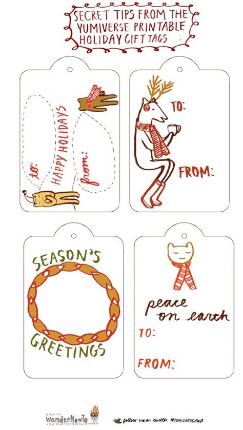 Making Gift Cards - free print out holiday gift cards 5 ideas for making
