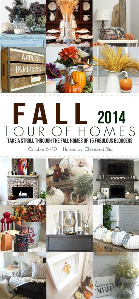 fall home tour part 2 maison de pax