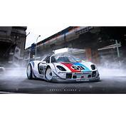 RWB Porsche 918 Rendering Is Excellent Enough To Think