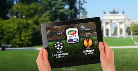 calcio su diretta mobile come guardare il calcio in diretta su iphone o