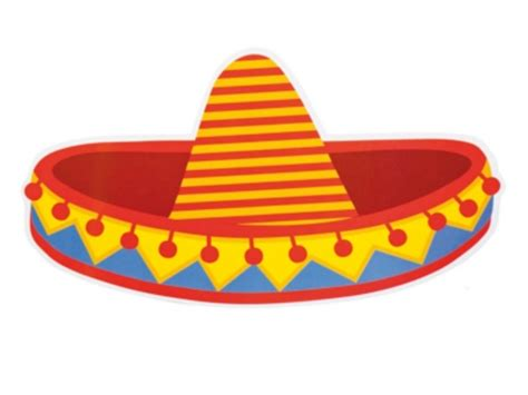 How To Make A Mexican Sombrero Out Of Paper - search results for mexican sombrero cutout calendar 2015
