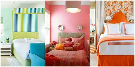 painting colors for bedroom 60 best bedroom colors modern paint color ideas for 16612 | 1438728689 colorful bedrooms index