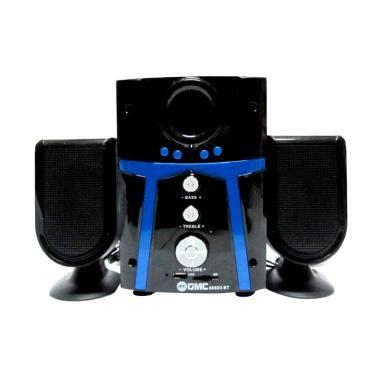 Speaker Komputer Gmc jual gmc 888d3 multimedia speaker hitam harga kualitas terjamin blibli