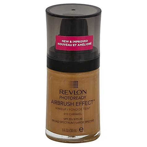 Revlon Photoready Airbrush buy revlon 174 photoready airbrush effect makeup spf 20 in