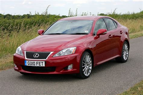 lexus is two lexus is saloon 2005 2012 features equipment and