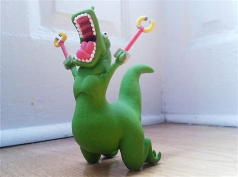 Unstoppable T Rex Meme - shapeways blog friday finds we re going viral