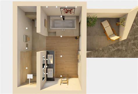badplanung grundriss roomido - Badezimmer Quadratisch