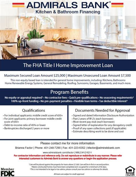 home improvement lending donco designs