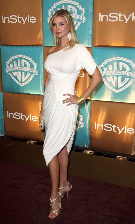 In Style And Warner Bros 2007 Golden Globe After by Ivanka Photos Photos In Style Magazine And Warner